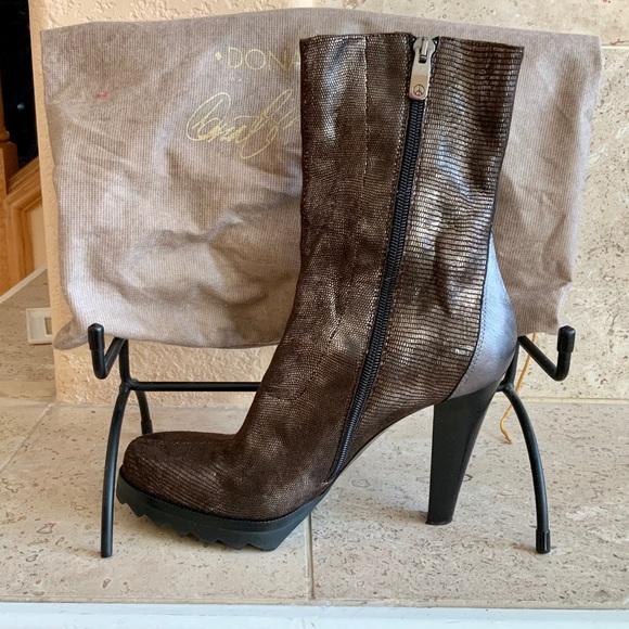 Today Nwot Donald J Pliner Boots Sz